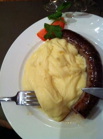 La Lozère : Aligot saucisse !