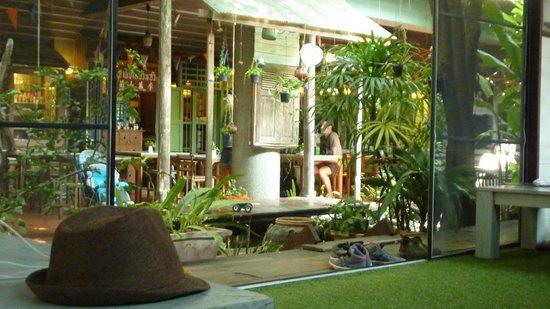 Phranakorn-Nornlen Hotel: view