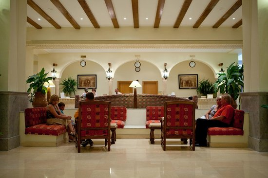 LABRANDA Club Makadi: Ресепшен отеля
