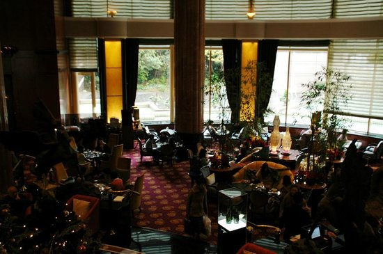 The Westin Tokyo: Lounge Restaurant