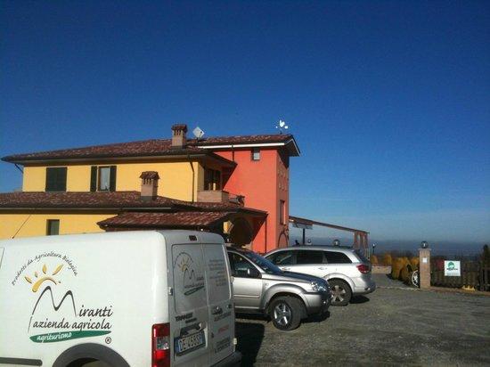 Agriturismo Miranti Azienda Agricola : esterno