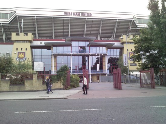 West Ham United Hotel: L'ingresso