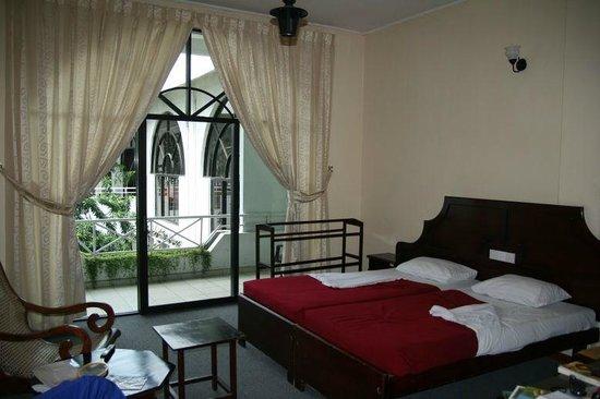 Kandyan Reach Hotel: Angenehm eingerichtete, großräumige Zimmer