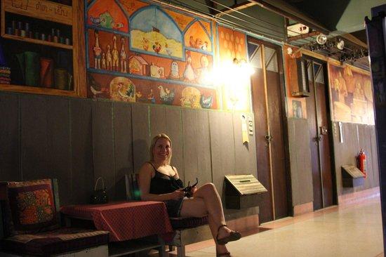 Phranakorn-Nornlen Hotel: me!