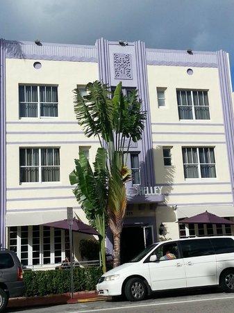 雪萊酒店照片
