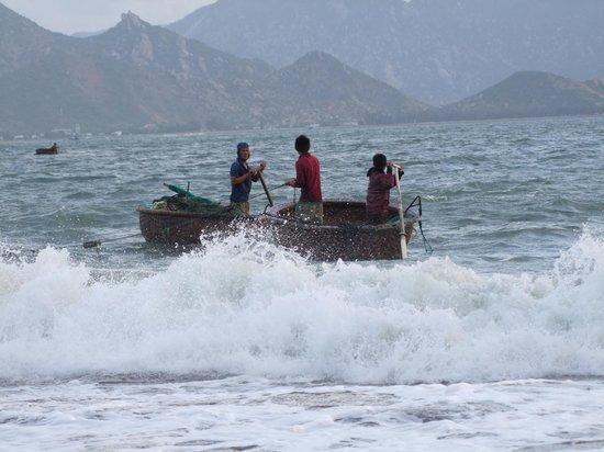 Phan Rang-Thap Cham, Vietnam: Рыбаки