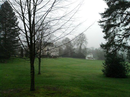 Novotel Chateau de Maffliers: Extérieur