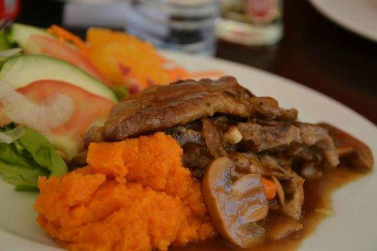 CascaisBio : Sauté porc champignon