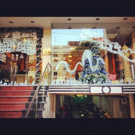 Thien Thao Hotel Ho Chi Minh City: Merry Christmas Decoration - Thien Thao Hotel