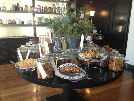 GDM Megaron Hotel: Un petit déjeuner de reve