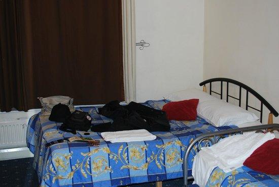 Hotel Sophia: Letti