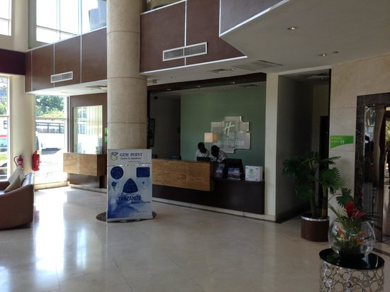 Holiday Inn Dar Es Salaam City Centre: Lobby - 1