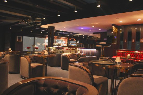 Fraser Place Anthill Istanbul: Sky Lounge