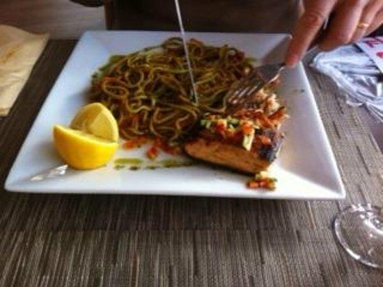 La Regence: pavée de saumon 350 gr