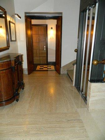 Relais 6: Couloir