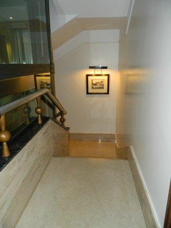 Relais 6: Escalier