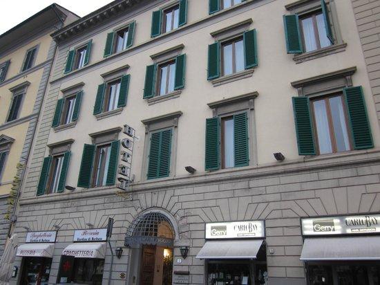 Hotel Caravaggio: hotel