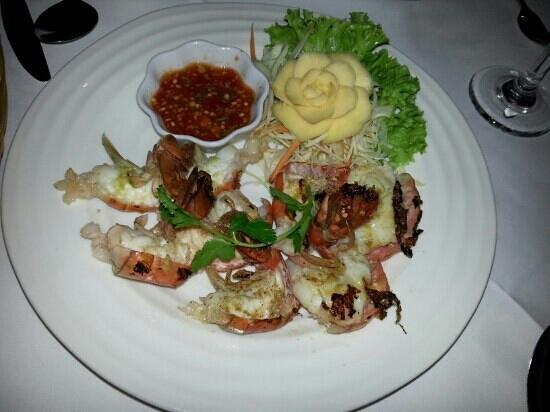 Leelawadee Thai Restaurant: tapas