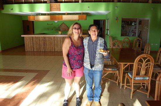 Complexe Munha Uxmal: Avec Rommel