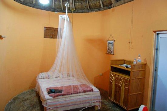 Complexe Munha Uxmal: Notre chambre dans la cabanne