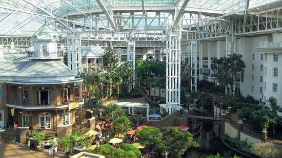 Gaylord Opryland Resort & Convention Center: Innenbereich
