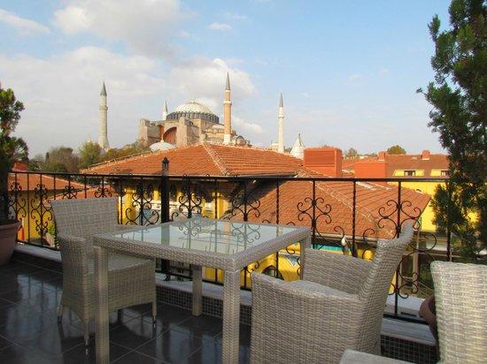 Turk Art Hotel: d