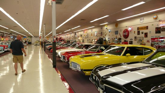 Muscle Cars Picture Of Muscle Car City Museum Punta Gorda