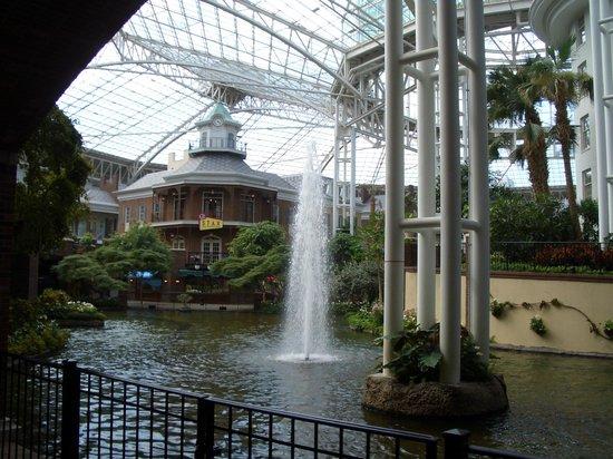 Gaylord Opryland Resort & Convention Center: Innenbereich
