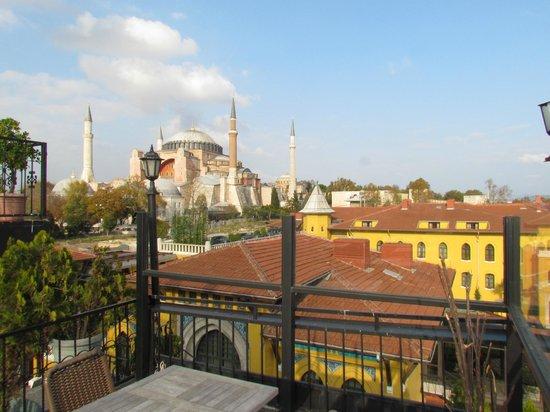 Turk Art Hotel: 1