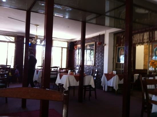 Sangam Restaurant: great down to earth place for a curry