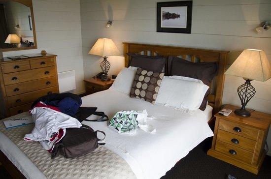 Koura Lodge: Habitacion doble