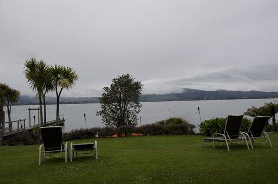 Koura Lodge: Magnificas vistas
