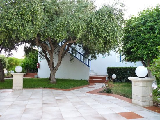Hara Ilios Hotel: Jardin