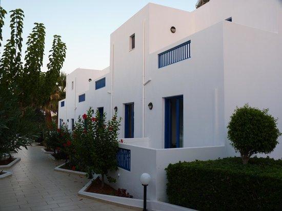 Hara Ilios Hotel: Chambres