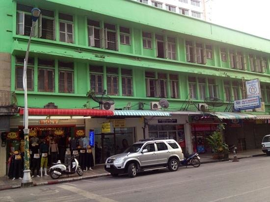 Cathay Guesthouse - Picture of Cathay Guest House, Hat Yai ...