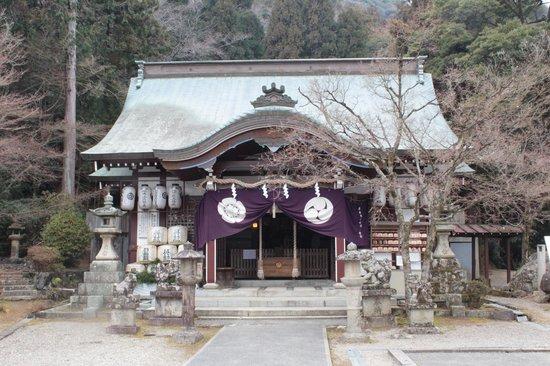 Wakayama Shrine