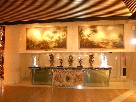 羅馬卡瓦列利華爾道夫酒店照片