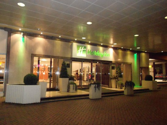 Holiday Inn London - Regent's Park: Hoteleingang