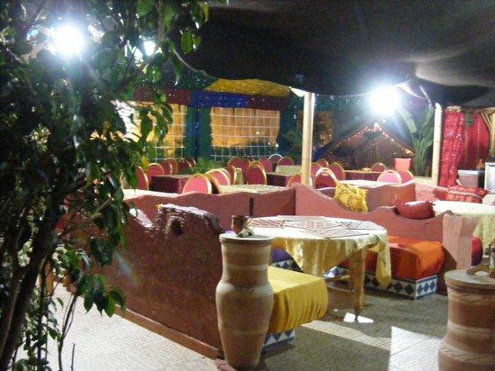 Dar Naji: terrazza