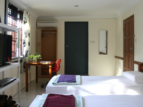 Morning Glory Guest House : Deluxe triple room