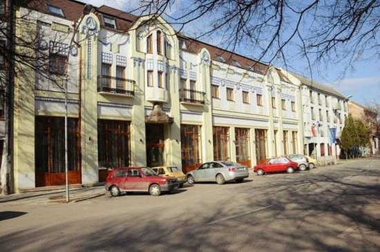 Hotel Royal: hotel