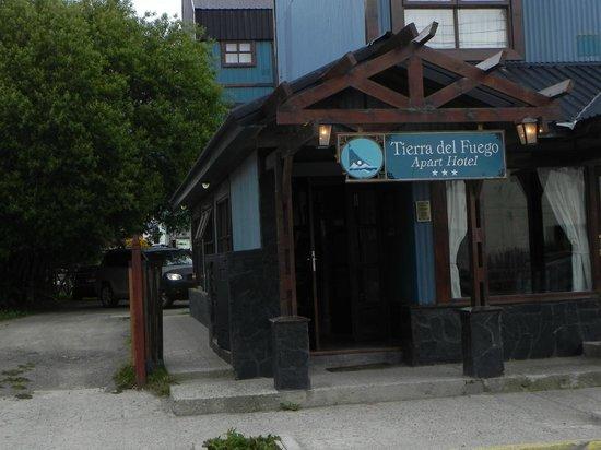 Apart Hotel Tierra del Fuego : Fachada do hotel