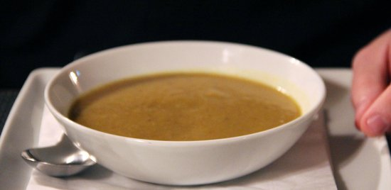 Frasers: Spiced Parsnip Soup