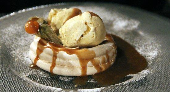 Frasers: Dessert