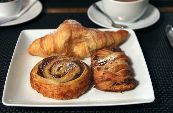 Frasers: Breakfast