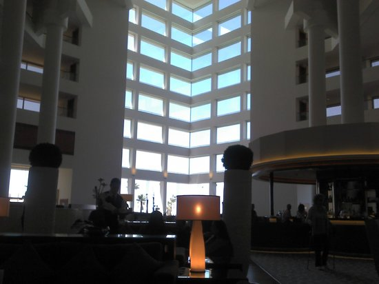 InterContinental David Tel Aviv: Lobby