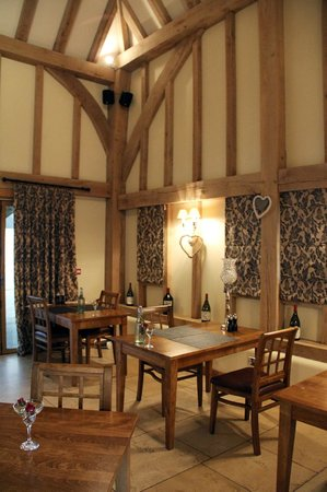 Frasers: Main Reception/Breakfast Area