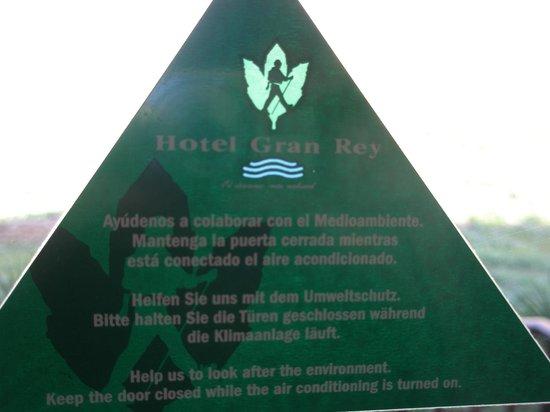 Hotel Gran Rey: hotel