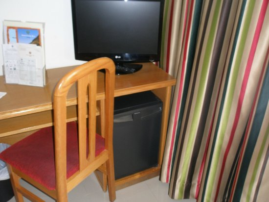 Hotel Gran Rey: habitacion