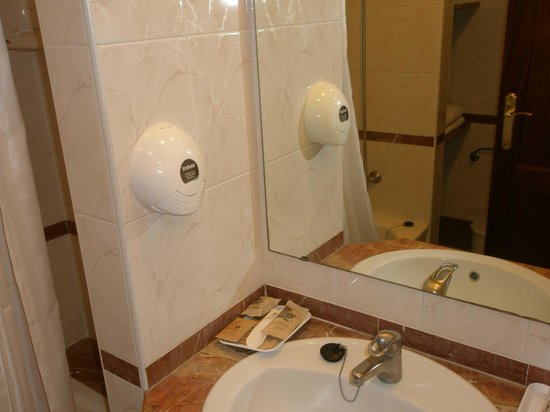 Hotel Gran Rey: baño